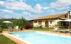 Toscana Italy Villa San Gimignano Tuscany