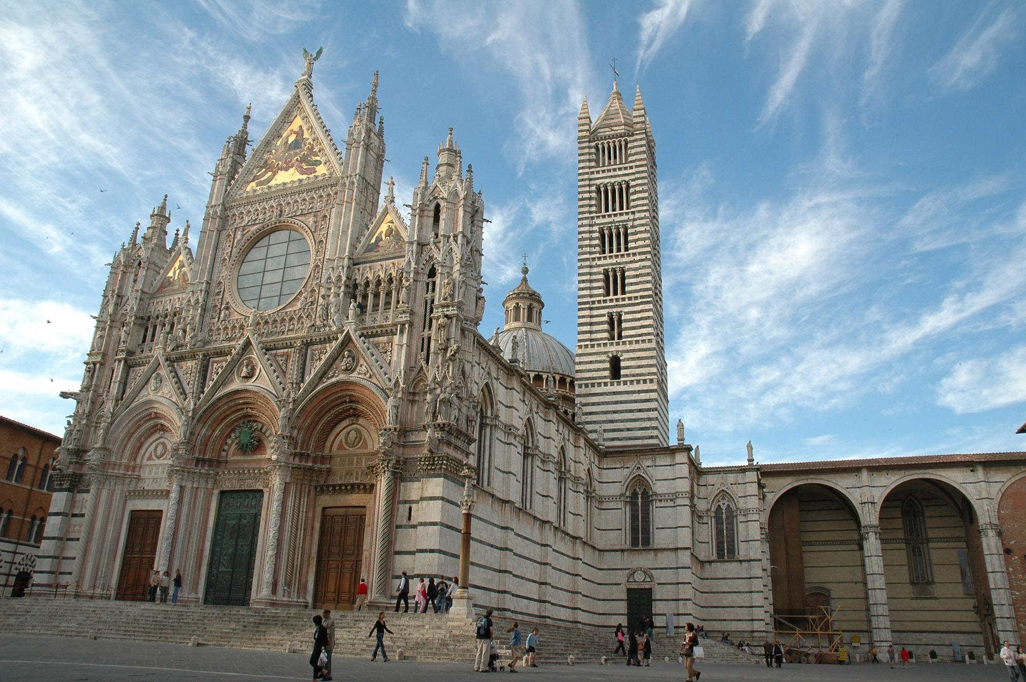 Toscana Italy Siena Duomo