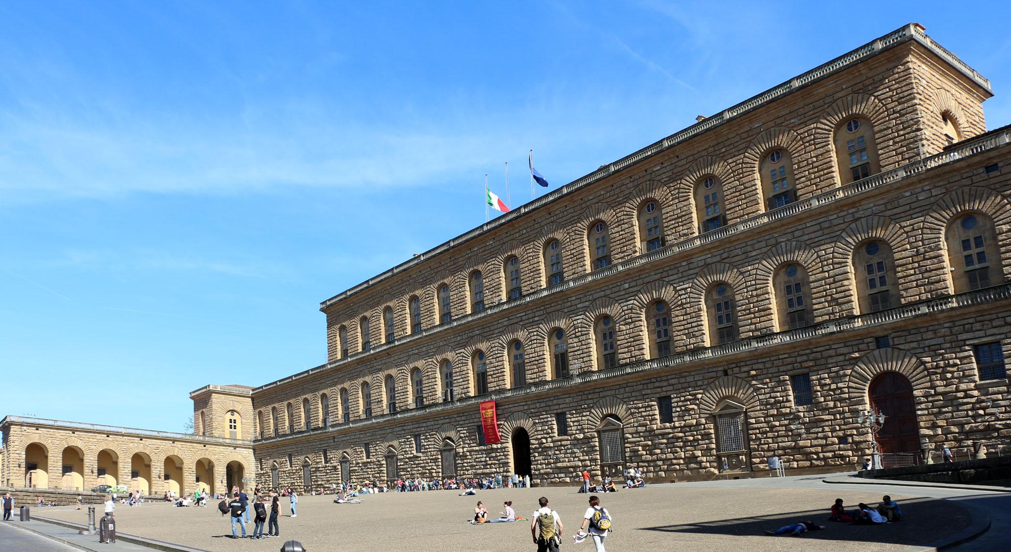 Toscana Italy Firenze Palazzo Pitti