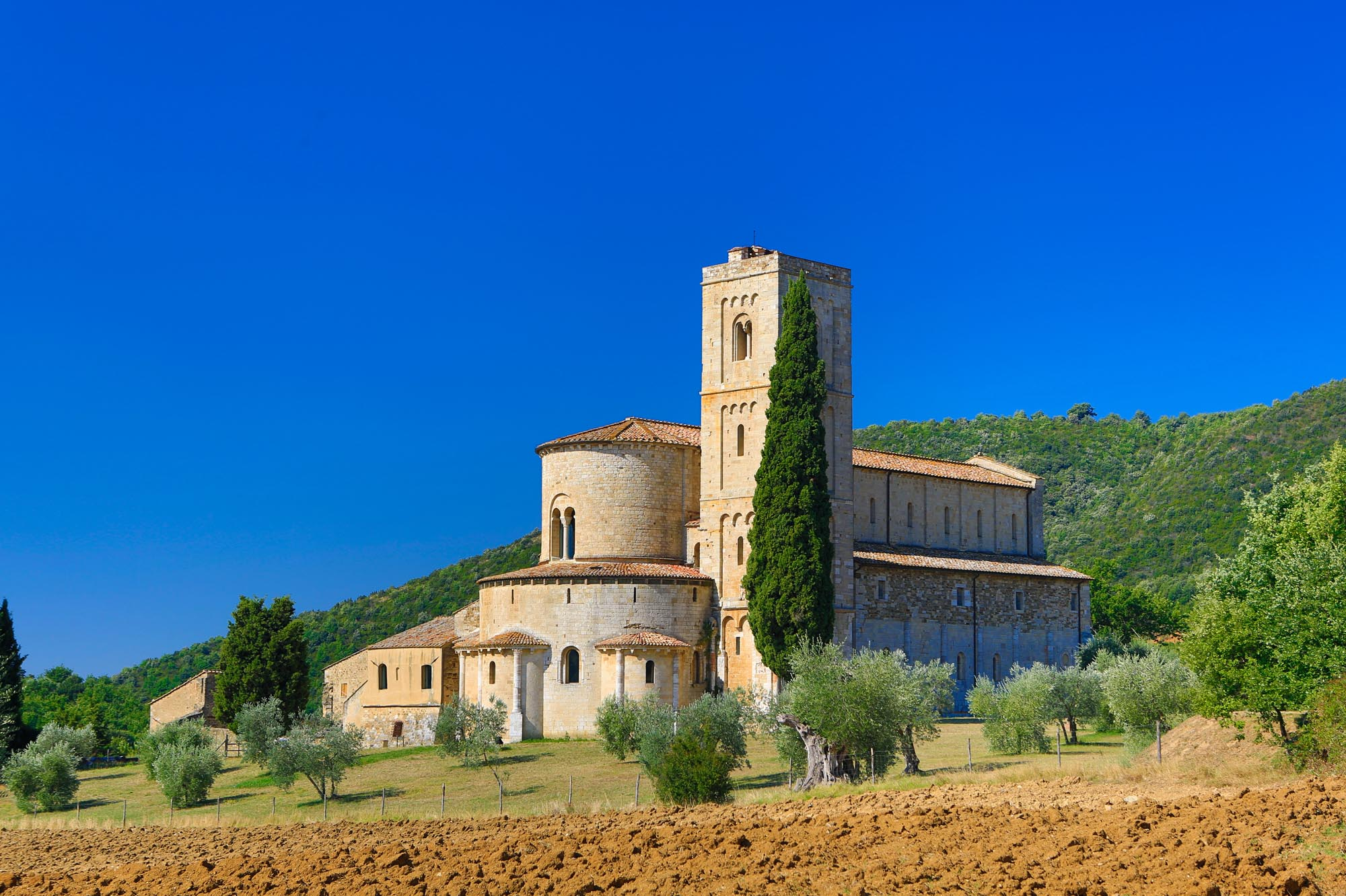 Toscana Italy Montalcino