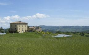 Toscana Italy Agriturismo Castelnuovo Val di Cecina Fattoria San Paolo